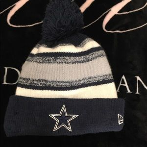 Cowboys Youth Winter Beanie